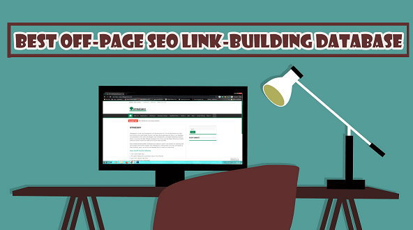 SEO Link building Database